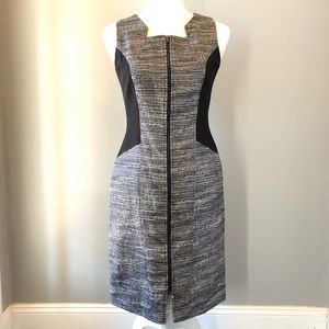 kenneth cole knee length dress size 4